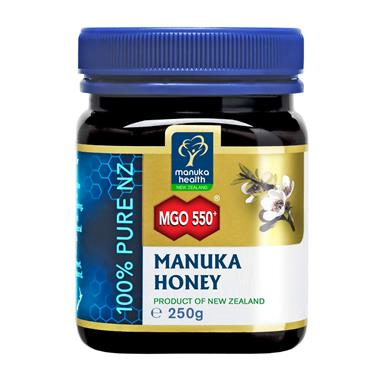 MANUKA HEALTH MANUKA HONEY MGO30+ 250G