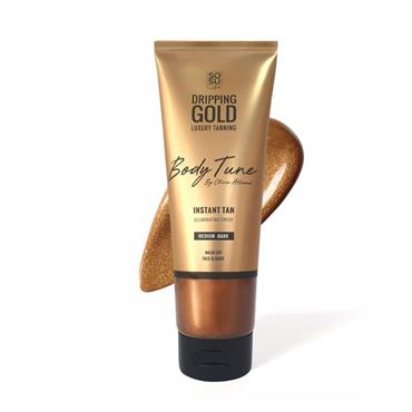 SOSU DRIPPING GOLD INSTANT TAN MEDIUM-DARK