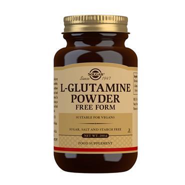SOLGAR L-GLUTAMINE POWDER 200G