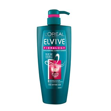 LOREAL ELVIVE FIBROLOGY THICKENING CONDITIONER 700ML