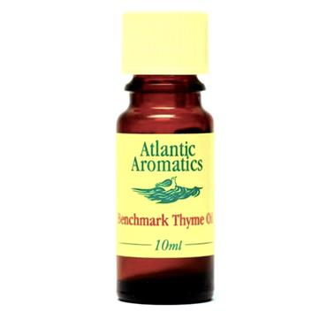 ATLANTIC AROMATIC BENCH THYME ESSENTIAL OIL 10ML