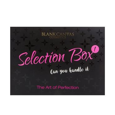 BLANK CANVAS SELECTION BOX #1