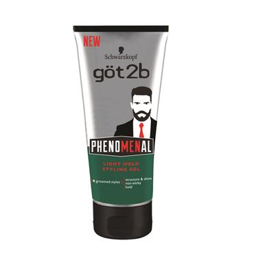 GOT2B PHENOMENAL STYLING GEL 150ML
