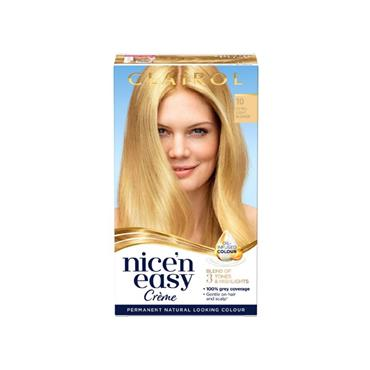 CLAIROL NICE & EASY 10 EXTRA LIGHT BLONDE