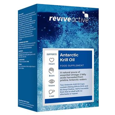 REVIVE ACTIVE KRILL OIL 30S