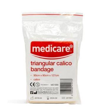 MEDICARE TRIANGULAR BANDAGE
