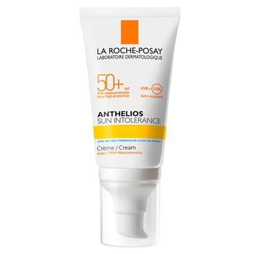 LA ROCHE POSAY ANTHELIOS INTOLERANCE CREAM F50+ 50ML