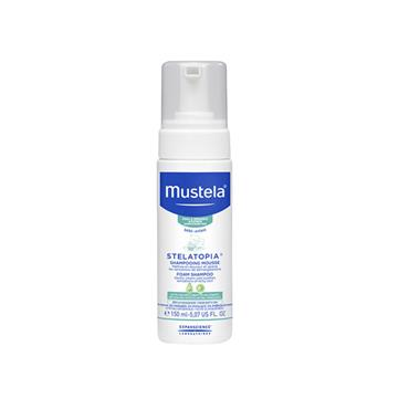 MUSTELA FOAM SHAMPOO 150ML
