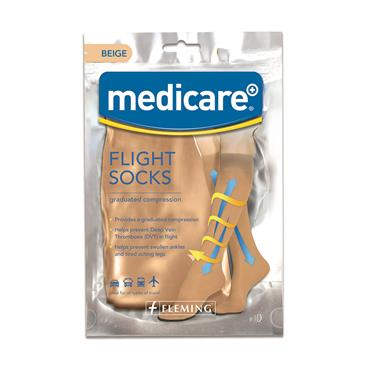 MEDICARE FLIGHT SOCKS LARGE