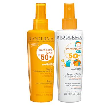 BIODERMA PHOTODERM FAMILY PACK