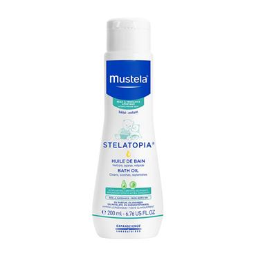 MUSTELA STELATO BATH OIL 200ML