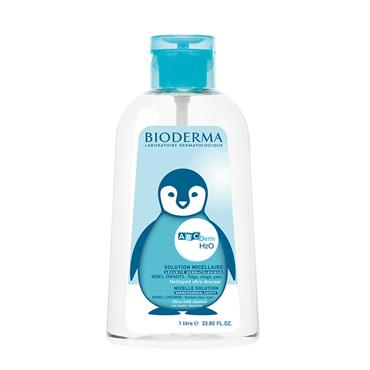 BIODERMA ABCDERM H20 MICELLE SOLUTION 1L