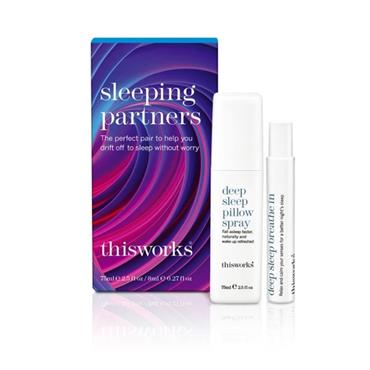 THIS WORKS SLEEPING PARTNERS GIFT SET