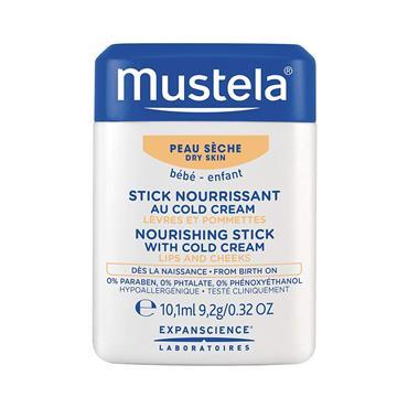 MUSTELA ENFANT NOURISHING STICK WITH COLD CREAM 9.2G