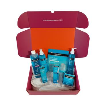 NEUTROGENA NORMAL TO COMBINATION SKIN ROUTINE