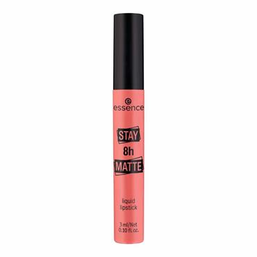 ESSENCE STAY 8H MATTE LIQUID LIPSTICK 03 DOWN TO EARTH