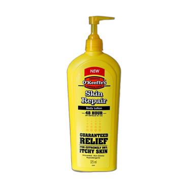 O'KEEFFE'S SKIN RELIEF BODY LOTION 325ML