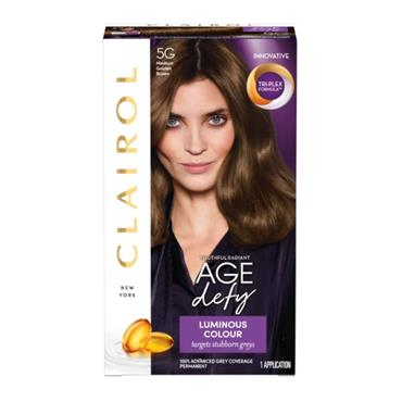 CLAIROL NICE & EASY AGE DEFY 5G