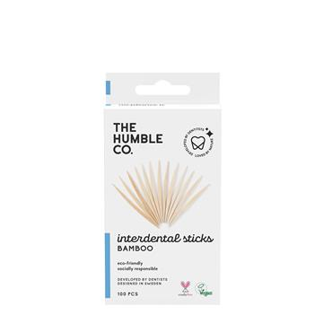 HUMBLE BAMBOO TOOTHPICKS 100 PACK