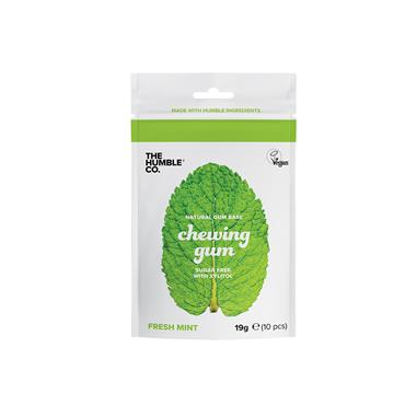 HUMBLE NATURAL CHEWING GUM FRESH MINT