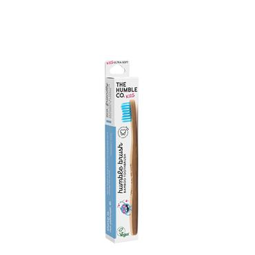 HUMBLE KIDS ULTRA SOFT TOOTHBRUSH BLUE
