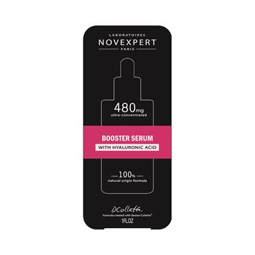 NOVEXPERT BOOST SERUM WITH HYALURONIC ACID 30ML
