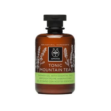 APIVITA TON MOUNT TEA SHOWER GEL 250ML
