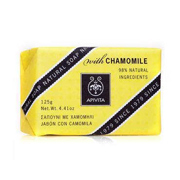 APIVITA NATURAL SOAP CHAMOMILE 125G