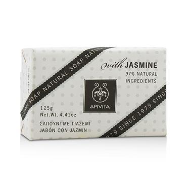 APIVITA NATURAL SOAP JASMINE 125ML