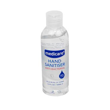 MEDICARE ANTI-BACTERIAL HAND SANITIZER 100ML