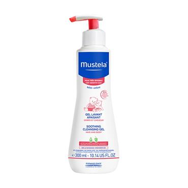 MUSTELA INFANT SOOTHING CLEANSING GEL 300ML