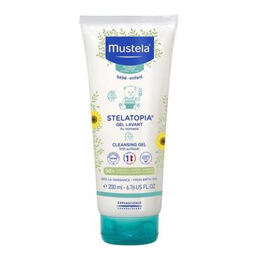MUSTELA STELATOPIA INFANT CLEANSING GEL 200ML