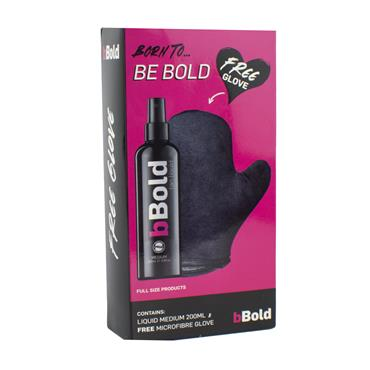 BBOLD SMART LIQUID MEDIUM 200ML PLUS FREE MICROFIBRE GLOVE