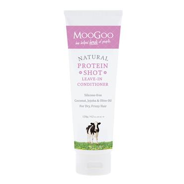 MOOGOO PROTEIN SHOT LEAVE IN CONDITIONER 120G