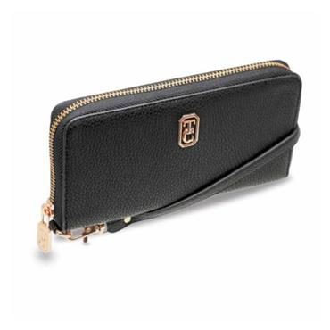 TIPPERARY CRYSTAL VENICE WALLET BLACK