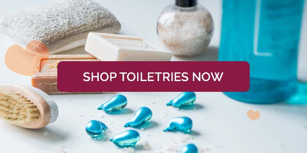 Shop Toiletries Now