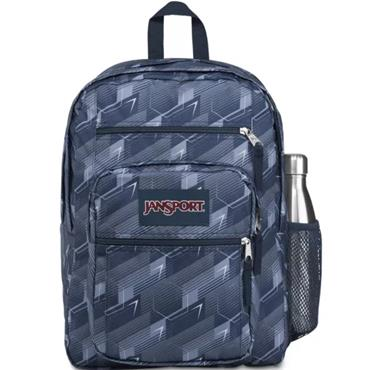 Jansport Geoflux Big Student Backpack-BLUE