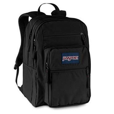 Jansport JSOA47 Big Student Backpack-BLACK