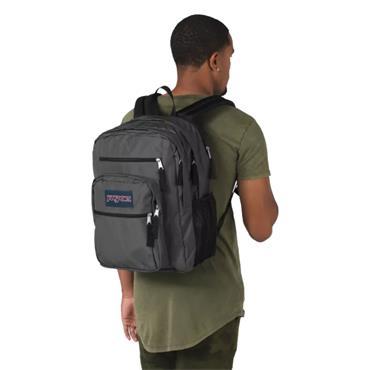 Jansport JSOA47 Big Student Backpack-Grey