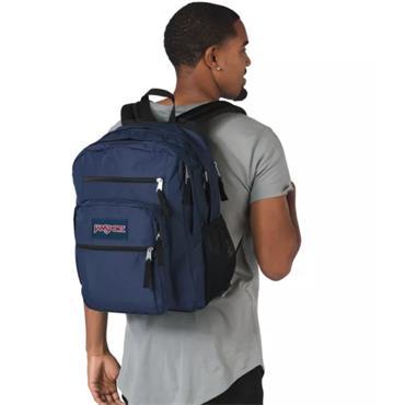 Jansport JSOA47 Big Student Backpack-NAVY
