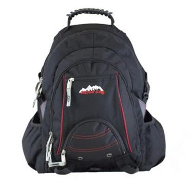 Ridge 53 Bolton Backpack-BLACK
