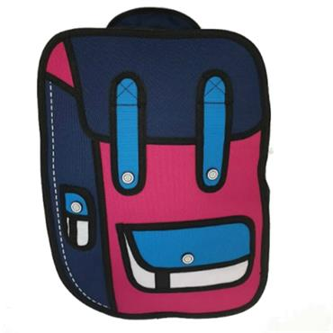 RIDGE 53 2D SMALL BACKPACK-Pink