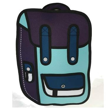 RIDGE 53 2D SMALL BACKPACK-AQUA