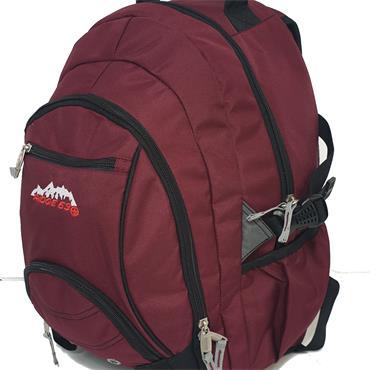 Ridge 53 Bolton Backpack-PLUM