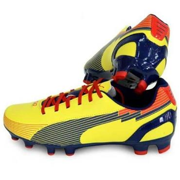 PUMA 102775 01 FOOTBALL BOOTS-YELLOW