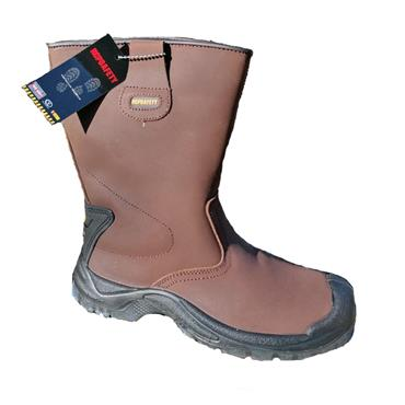 RGP Rigger Safety Boot-BROWN