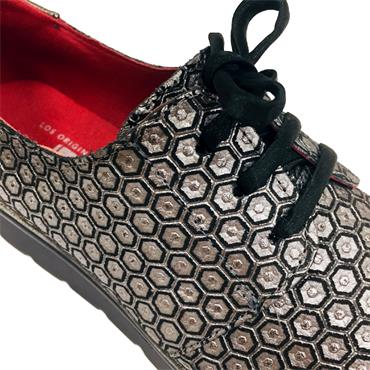 Jose Saenz 2013-Ct-M Pattern Shoe-Grey