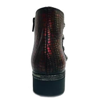 JOSE SAENZ 2044-C-L BOOT-RED