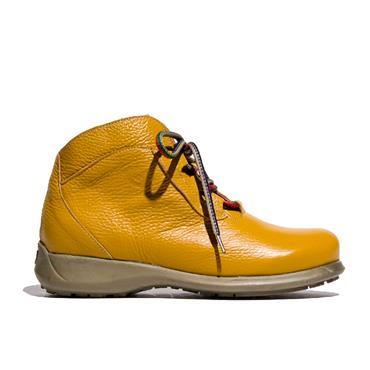 Jose Saenz 2082-BG Lace Boot-Mustard