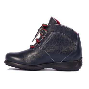 Jose Saenz 2082-BG Lace Boot-Navy